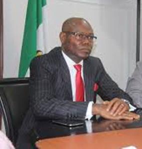 Mr. Akan Okon, Commissioner for Finance