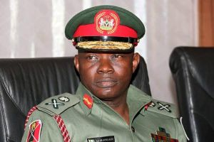 Gen. Abayomi Olonishakin